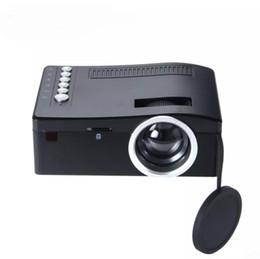 Canada UC18 HD 1080P TFT LCD Projecteur compact eHome Mini HD Projecteur TV Lecteur multimédia Lecteur de cinéma maison Vidéoprojecteur Offre