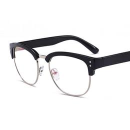 7261bebb5bf Women Oversized Glasses Frame Fashion Plain Glasses Myopia Spectacles  Vintage Eyeglasses Frame Designer Clear Lens Eyewear 320