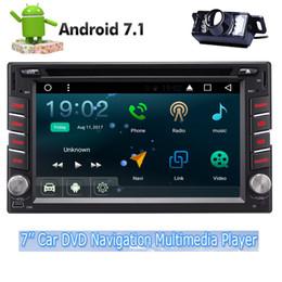 Eincar Car DVD Player Quad Core Android 7.1 Stereo 6.2 '' Navegação GPS Bluetooth Rádio Receiver Rádio USB / SD Wifi Headunit Vídeo cheap usb wifi transmitter receiver de Fornecedores de receptor do transmissor wifi usb
