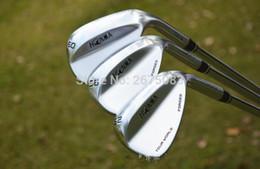 ferrules en bois Promotion Clubs de golf Honma TW-W Weges Honma Tennis TW Wedges Clubs de golf Tige d'acier