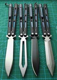Wholesale Gifts Butterfly - OEM butterfly baliplus 51 BM51 zenith jilt knife D2 blade titanium alloy G10 handle Free-swinging folding gift knife 1pcs