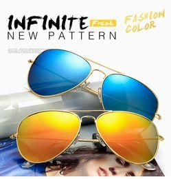 1301afc927 Beach Style HOT classic Brand Designer polarized UV400 sunglasses lens  Pilot women sun glasses UV400 Eyewear Accessories 11 colors MOQ 10pcs 11  mirrors for ...