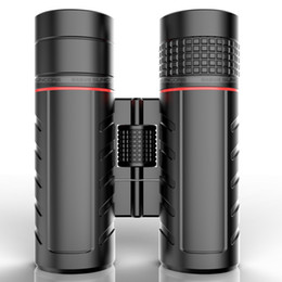 Wholesale Vision Gifts - Binoculars 10x22 high-definition high HDD night vision outdoor look Telescopes high quality free shipping travel set or for gifts