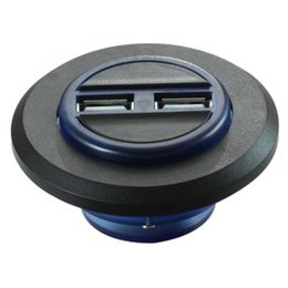 Wholesale Button Lifts - Round Side Buttons with Smart Phone USB Charging Ports Charger Socket Blue Backlight Electric Recliner Sofa Lift Chair Furniture Accessories