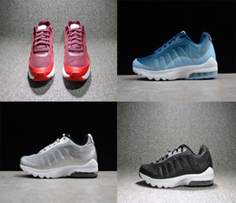 Wholesale Outdoor Weights - 2017 Hot Sale Men Maxes Invigor Runing Shoes Cheap Outdoor Good Quality KPU Light Weight Comfortable Casual Sports Sneakers Size 40-44