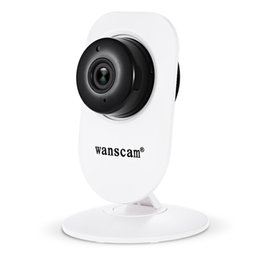 Wanscam HW0026 720P HD Wifi IP Camera P2P Wifi CCTV Telecamera di sicurezza wireless Home Mini Baby Monitor Telecamera di sorveglianza da