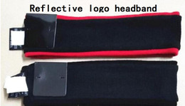 Deutschland sup fahion 16FW reflektierendes FASHION SWEAT BAND Box Logo Stirnband Versorgung