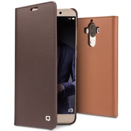 Wholesale Full Leather - B08 case for HUAWEI mate9 mobile phone shell cover cover full anti fall clamshell