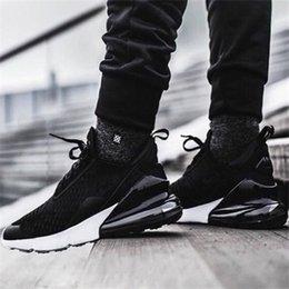 ea846818dc0a HOT 2018 Vapormax 270 Laufschuhe Designer Schuhe Männer Casual Turnschuhe  Frauen Sportschuh Outdoor-Sport Wandern Jogging Turnschuhe Herren sho