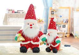 erwachsene sex halloween kostüm Rabatt Plüschspielzeugpuppen-Maskottchenpuppe Weihnachtsgeschenkereignis-Geschenkpreis der Weihnachtsmann-Puppe kreatives