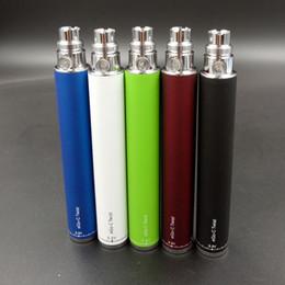 Ego-c Twist batterie batterie de tension réglable E-cigarette cigarette électronique pour batterie MT3 CE4 atomiseur 510 eGo ? partir de fabricateur