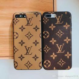 Pour iPhone XS MAX XR classique alphabet anglais de la marque design cas de téléphone mobile pour iphone X 7 7plus 8 8plus 6 6plus 6S TPU + PC couverture arrière ? partir de fabricateur