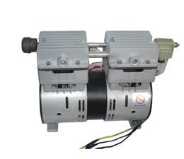 Wholesale universal laminator - Jiutu Low Noise Strong Suction Oilless Vacuum Pump For OCA Laminator Manual laminator LCD Separator Air Vacuum with 220V Voltage