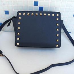 Wholesale Michael Handbags - 2018 Hot High quality women bags MICHAEL KEN lady PU leather handbags famous Designer brand bags purse shoulder tote Bag female 3033338