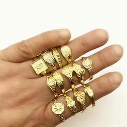 Anéis Aço Rose Gold Anti-alergia suave Simples casamento jovens Bijouterie por Atacado homem ou mulher presente de Fornecedores de anel de atacado