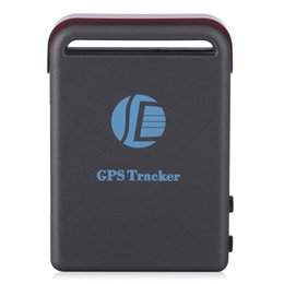 Gps localizar online-Tamaño portátil Mini GPS preciso / GSM / GPRS Rastreador Transmisor GPS Ubicación del punto Localizador Automóvil Dispositivo de seguimiento en tiempo real Enchufe de la UE