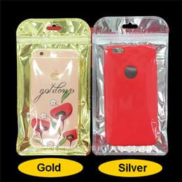 12 * 21 cm bolsa de papel de aluminio bolsa móvil accesorios del teléfono de la caja de Shell cable de los auriculares bolsas de embalaje al por menor OPP PP PVC embalaje de plástico de plástico desde fabricantes