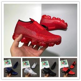 Размер обуви 3y онлайн-(С Коробкой) Радуга 2018 Кроссовки Кроссовки Дети Спортивная Обувь Мальчики Девочки Детская Обувь Обучение Спортивная Обувь Кроссовки Размер США 11C-3Y