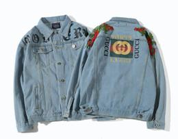 Wholesale character coats - Kanye yeezus Jacket ma1 Hoodies coat Men Women Denim Jackets Camouflage Windbreaker Sunproof High Quality Classic Y 3 Jackets