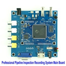 Wholesale Audio Boards - Professional Core Board for Pipeline Inspection System Recording with Video Audio record analog CVBS  AHD 1080P 720P video input ann