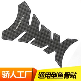 Wholesale Wholesale Tank Pads For Motorcycles - Motorcycle Oil Tank Sticker Pad Gas Protector For HONDA YAMAHA SUZUKI KAWASAKI