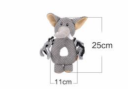 Wholesale Dog Ring Toy - Low price pet dog Voice small toy dog toy monkey elephant ring pet toys pet trainingAEI-360