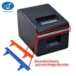imprimantes de marque Promotion GZ8004 80mm imprimante thermique USB ou Lan Ethernet port imprimante automatique de coupe