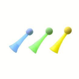 Вел упругий шарик онлайн-Мульти цвет мода котенок игрушка для взаимодействия с домашними животными реквизит творческий LED дразнить Cat игрушки прозрачный эластичный отскок мяч горячей продажи новое прибытие 4