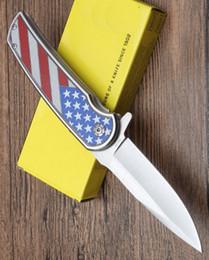 Argentina Mayorista DA131 buen cuchillo plegable de bolsillo sharp patrón de Damasco cuchilla supervivencia táctica que acampa cuchillos herramientas al aire libre envío gratis Suministro
