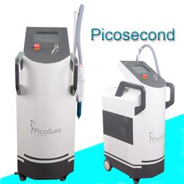 Wholesale head equipment - Pico 755 nm Cellular picosecond laser head picosure laser tattoo removal machine nd yag laser skin treatment salon equipment