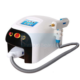 Wholesale Tattoo Removal Light Machine - Professional Touch Screen ND Yag Q Switch E Light laser Hair Tattoo Pigment Spot Scar Removal Skin Rejuvenation Beauty Machines