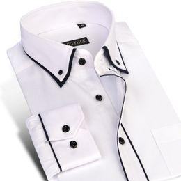 buy popular 67ee3 6a46c Sconto Camicie A Doppio Camice A Colletto | 2019 Camicie A ...