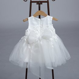 Canada Robe de mariée pour enfants européens et américains, robe bébé princesse jupebaby Offre