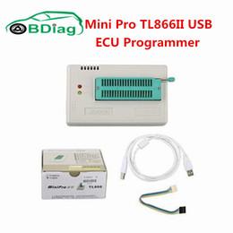 2019 audi geschwindigkeit Neueste Mini Pro TL866II PLUS USB Kabel Universal EEPROM Programm High Speed Programm Kann 74/54 CMOS4000 Serie ECU Werkzeug rabatt audi geschwindigkeit