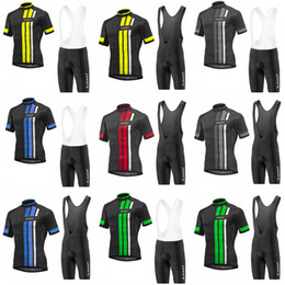 Wholesale Mtb Shorts Giant - 2018 Summer giant Cycling Jersey Set Short Sleeve Breathable Maillot Ropa Ciclismo MTB Bicycle Sportswear mountain Bike Clothing C2906