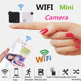 2019 caméra portable Original C1 Mini Caméra HD 720P IP Cam Wifi Wearable Micro Capteur De Mouvement Avec Capteur Magnétique Clip Secret Camara promotion caméra portable