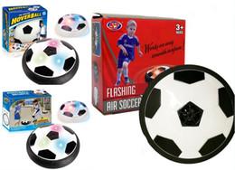 Air Puissance Soccer Ball Pour Parent-enfant Interaction Décompression Jouet Intérieur Football Enfant Suspension Football Flash Électrique Cadeau G559R ? partir de fabricateur