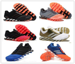 Wholesale shoes men springblade - 2018 Springblade drive 4 Trainers Mens Running shoes Casual outdoor sports sneaker size 40-45