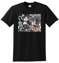 Argentina * NUEVO * JIM BROWN T SHIRT jersey poster PEQUEÑO MEDIO LARGO 2018 hot tees Men Short Sleeve Free Shipping cheap wholesale summer Suministro