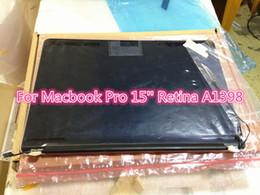 2019 a1398 mela Assemblea dello schermo LCD 2013 anno 2014 per Apple MacBook Pro Retina 15