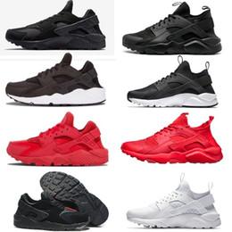 the best attitude c8792 2919e nike air max airmax Nuevos colores NIKE Huaraches 4 IV zapatos casuales  para hombres mujeres, de calidad superior Air Huarache Run ultra  transpirable Mesh ...