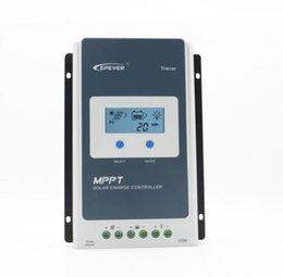 Wholesale Tracer Mppt Solar Controller - Factory EPEVER MPPT Solar Charge Controller Tracer Series 12V 24V Auto Work EP Solar Battery Charge Controller Regulators (10A 20A 30A 40A)