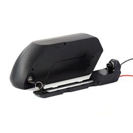 48v batteria al litio per bici elettrica Sconti Batteria agli ioni di litio Downtune Tiger Shark 48V 11Ah per Batteria al litio elettrica bici / Ebike da 850 W in cella GA con porta USB