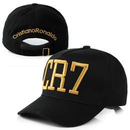 2019 cr7 caps Nuevo estilo Cristiano Ronaldo CR7 sombreros gorras de béisbol Hip Hop Gorras Snapback sombreros para hombres mujeres de alta calidad cr7 caps baratos