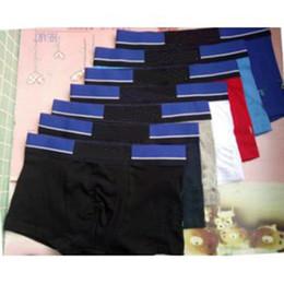 Wholesale Army Underwear - Wholesale breathable crocodile designer boxer for men cotton luxury brand underwear men fashion sexy comfortable men boxers free shipping
