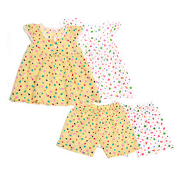 Wholesale Sleeveless T Shirts For Babies - Girls Clothing Sets Love Printing Sleeveless T-shirts+Shorts 2Pcs Princess Costume For Kids Suits Cute Baby Girl Summer Clothes