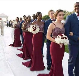 Wholesale sweetheart style evening dress - 2018 Sexy Mermaid Bridesmaid Dresses Sweetheart Neck With Appliques Sashes Popular Style Elegant Bridesmaid Dresses Formal Evening Dress