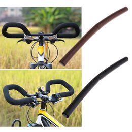 barre di manovra Sconti Bici Bicicletta Manicotto a farfalla Maniglia antiscivolo Maniglia in spugna Schiuma Bicicletta Grip 3