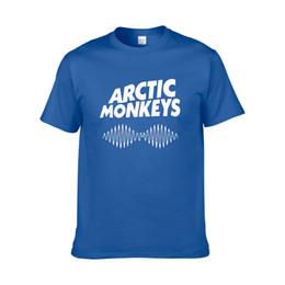 ce753c8d4f451c Arctic Monkeys Herren T-Shirt Indie Rock And Roll Kurzarm Oansatz Lose  Thisrts Musik Marke Sommer neue Hip Hop Männer T-Shirts männer t-shirt affe  Outlet