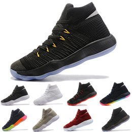 Wholesale Woven Shoes For Men - 2018 Newest 2017 EP MID Hyper dunk knit weave FOR Men's Basketball Shoes High Quality Trainer Sport Sneaker size 40-46